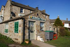 village shop in reeth